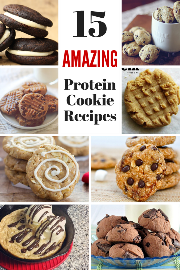 15 Amazing Protein Cookie Recipes
