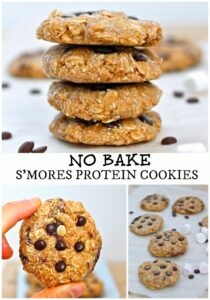 Arman's Big World Smore's Protein Cookies Recipe