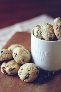Dashing Dish's Oatmeal Chocolate Chip Cookie Recipe