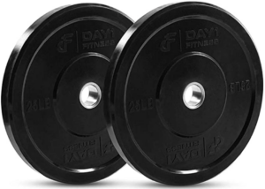 Fitness Gifts for Women - Bumper Plates