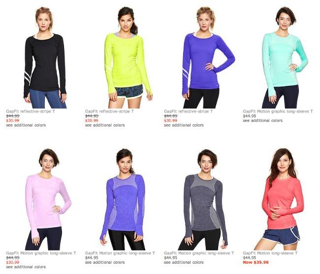 Gap Cheap Workout Clothes for Women