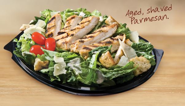 Healthy Food at Burger King