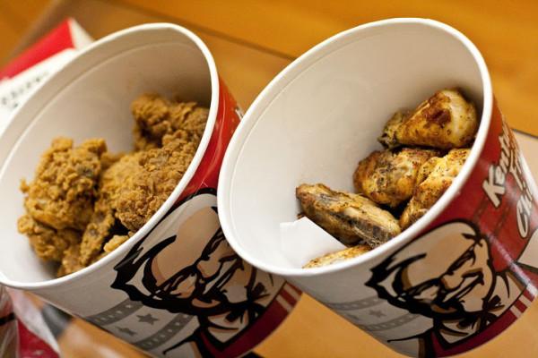 Healthy Food at KFC