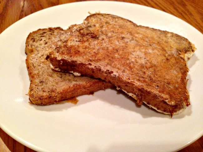 Healthy French Toast Recipe - Plain