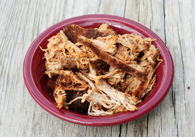 Healthy Pulled Pork Slow Cooker Recipe
