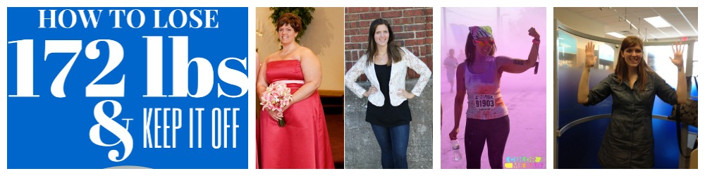 Interview- How Brooke lost 172 pounds and keeps it off
