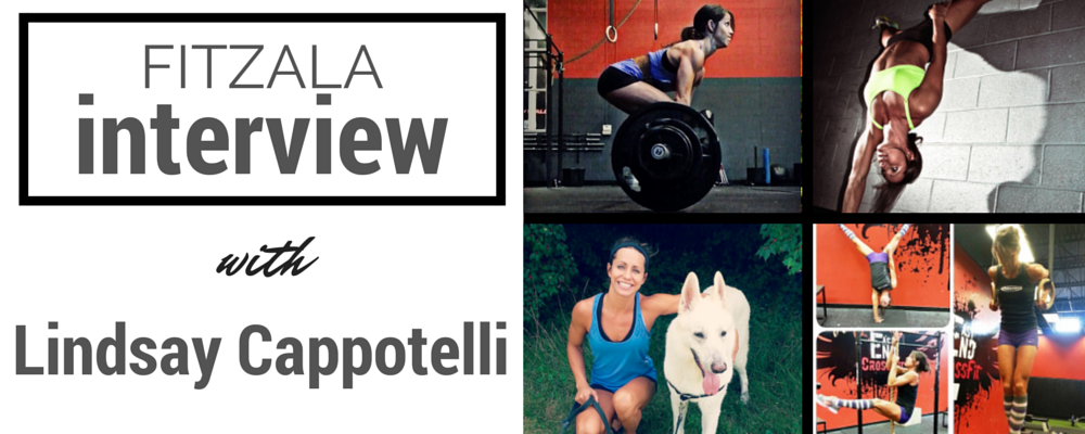 Interview- Lindsay Cappotelli
