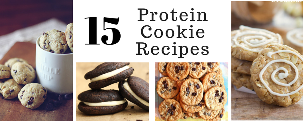 Protein Cookie Recipes