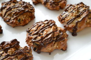Sweet Hersey Living Pre/Post Workout Protein Cookies Recipe