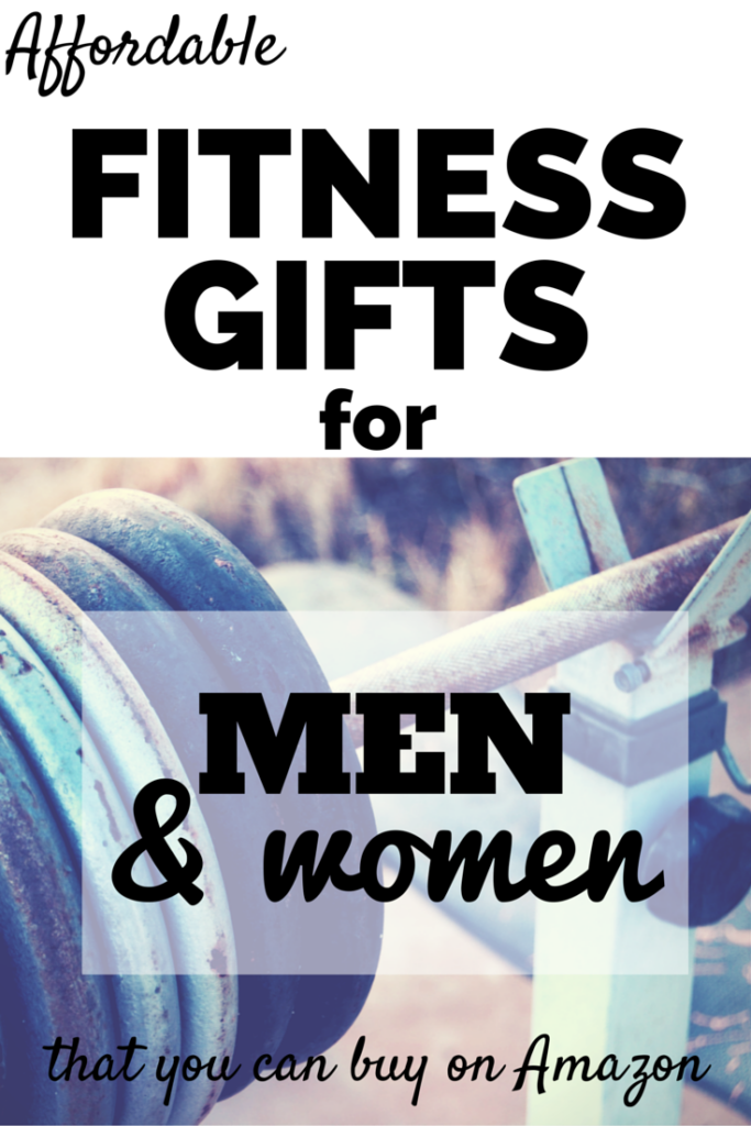 affordable fitness gifts for men and women
