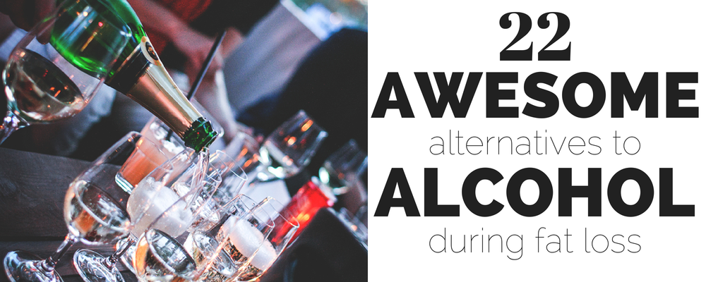 alternatives to alcohol